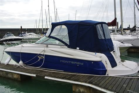 monterey boats for sale in uk monterey 245 cruiser brighton boat sales
