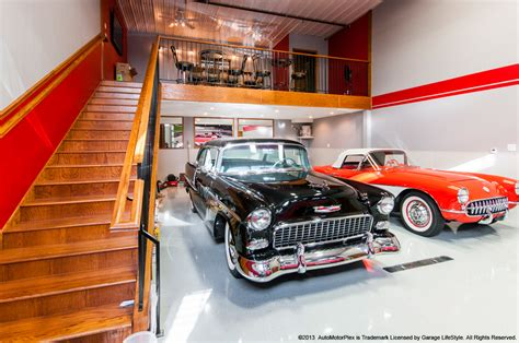 Classic Garage by Gallery Iron Gate Motor Condos