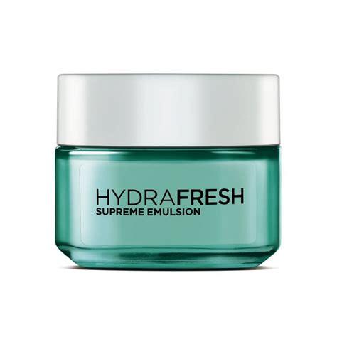 Loreal Hydrafresh l oreal hydrafresh all day supreme emulsion 50 ml 49 95 kr