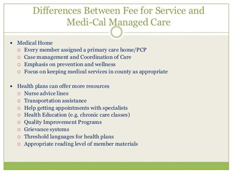 medi cal managed care an overview and key issues issue brief ahf aca workshop robin hodgkin director of imperial