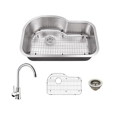 stainless steel one bowl kitchen sink ipt sink company undermount stainless steel 30 in single