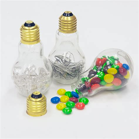 Bulb Storage Containers - light bulb container color me personal
