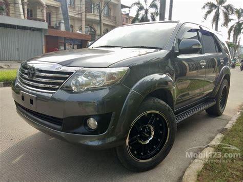 Toyota Fortuner 2 5 2012 jual mobil toyota fortuner 2012 g 2 5 di dki jakarta