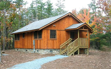 Blue Rock State Park Cabins by Cabins Vacation Rentals Hanging Rock