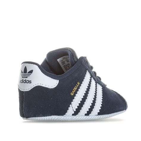 buy adidas originals baby gazelle crib shoes in get the label