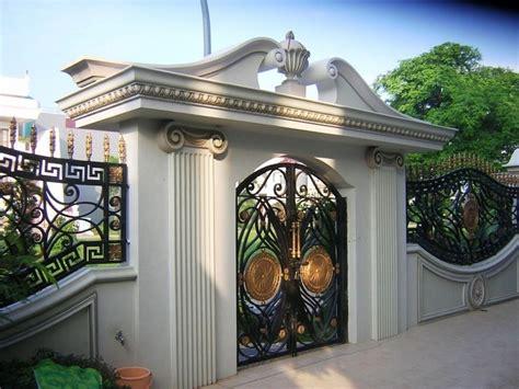 warna cat pagar rumah klasik lengkap  ulasannya