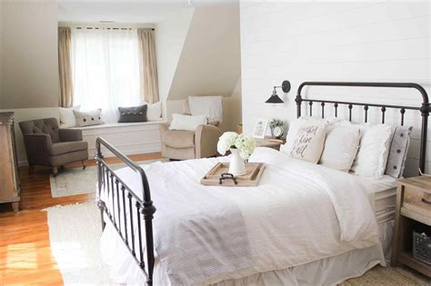 oversized master bedroom chair maria yee furniture table modern style farmhouse bedroom