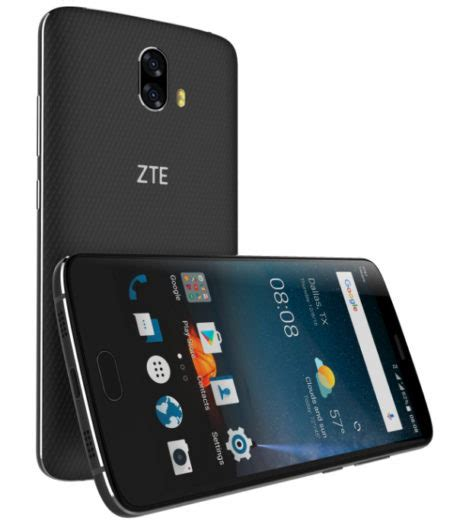 Hp Zte Ram 3gb zte blade v8 pro with 5 5 inch display 3gb ram dual rear