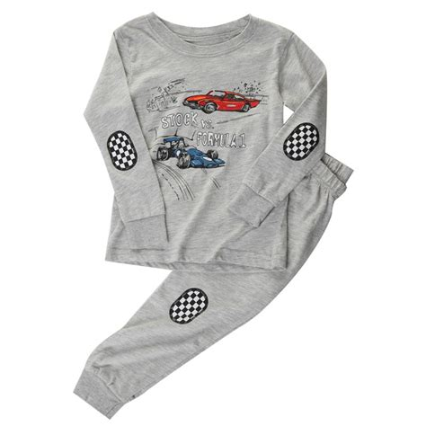 Sweater Baby Driver 1 fashion racing driver baby boys clothes casual homewear sleepwear pyjamas set 1 7y in pajama