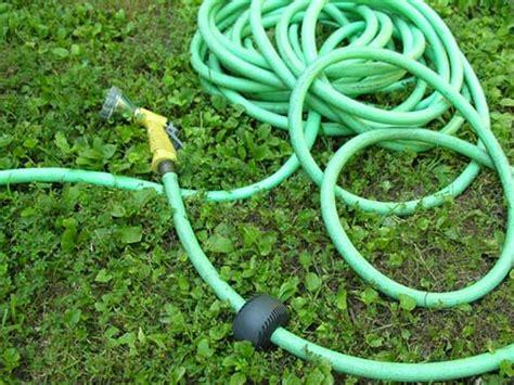 backyard hose hydro industries reelsmart automatic hose reel the gadgeteer