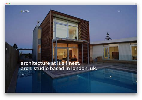 architect companies best themes for architects and architectural