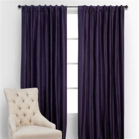 purple drapery panels vienna purple panels