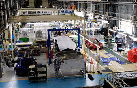 lexus manufacturing plants lexus lfa motomachi assembly plant