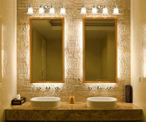 Bathroom Vanity Lighting Tips Bathroom Light Fixtures Tips Corner