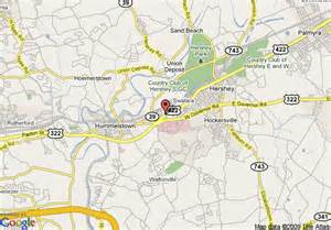 Hershey Pennsylvania Map by Map Of Best Western Inn Hershey Hummelstown