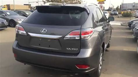 Lexus Rx 350 Awd Review by 2015 Lexus Rx 350 Awd Review