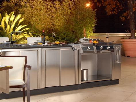 exterior kitchen cabinets modular outdoor kitchens kitchen q from bianchi digsdigs