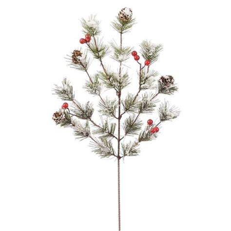 vickerman 33347 christmas picks and spray