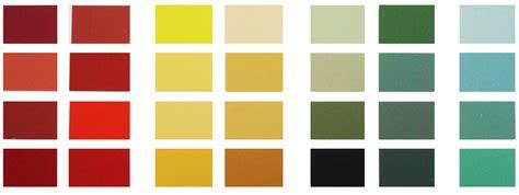 wirkung farben in rã umen