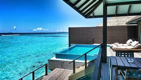 hideaway resort maldives find best water or beachside villa at the hideaway resort spa