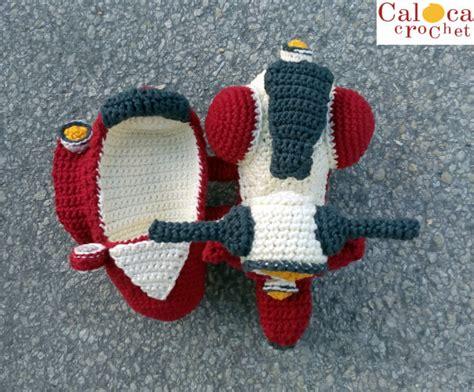amigurumi vespa pattern sidecar vespa pattern amigurumi crochet by caloca crochet