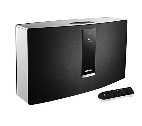 Speaker Bose Soundtouch buy bose soundtouch 30 wireless multi room speaker black white free delivery currys