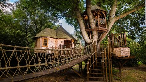 Best Treehouses | is the treehouse the pinnacle of sustainable living cnn
