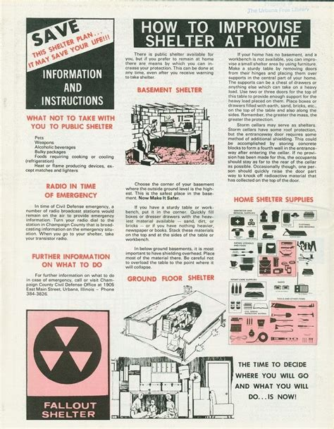 how to build a fallout shelter your guide to establishing