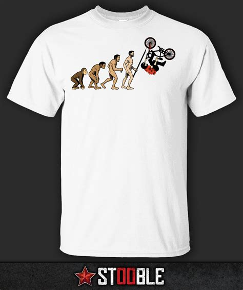 Tshirt Bmx Putih evolution bmx t shirt direct from stockist ebay