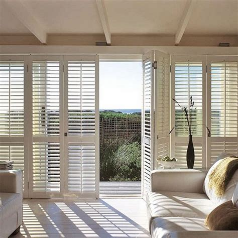 Patio Door Shutters Interior Plantation Shutters For Sliding Glass Doors Lowes Luxury Interior Design