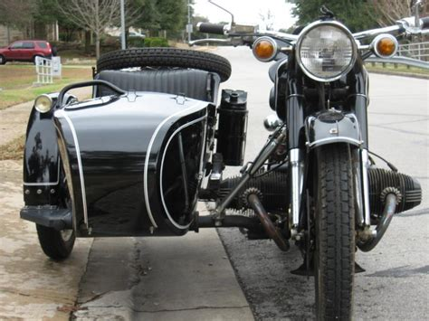 Bmw Motorcycle With Sidecar For Sale by Cj750 Motorcycles For Sale