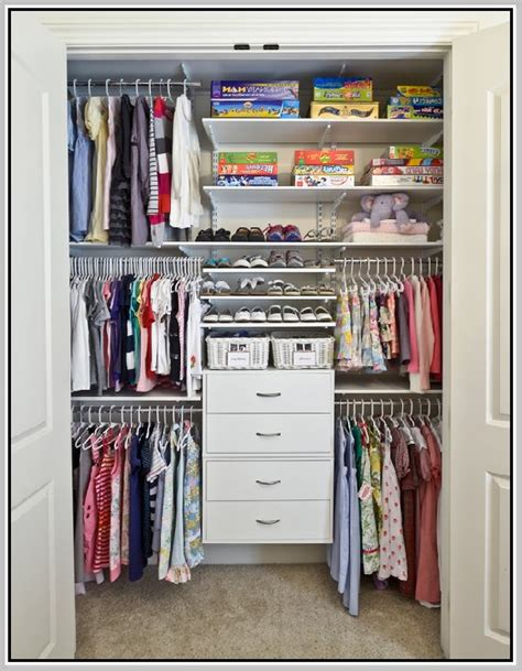 apartment closet shelves white polished steel wall