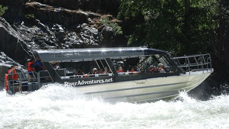 fishing boat tours hells canyon jet boat tours with river adventures