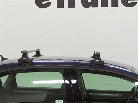 Vw Cc Roof Rack by Thule Roof Rack For 2013 Volkswagen Passat Etrailer