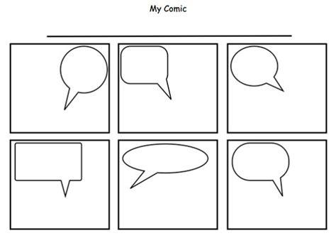 Printable Comic Strip Template Pdf Word Pages Calendar Template Letter Format Printable Comic Template Printable