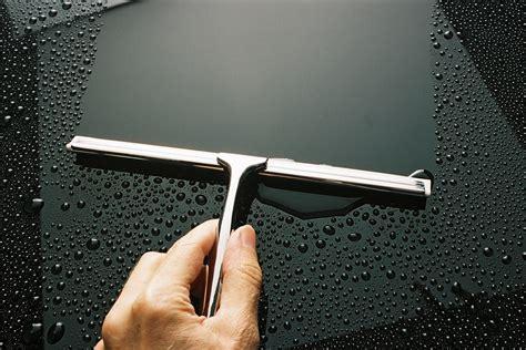 shower door hydrophobic