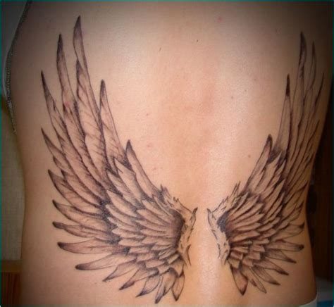 lower back wing tattoo designs 20 lower back tattoos