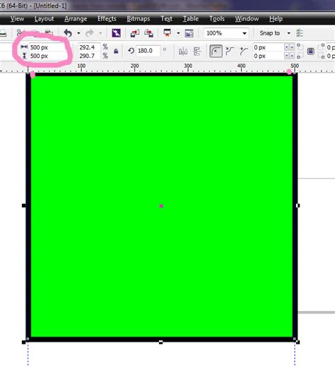 coreldraw x6 outline how can i create outline exactly from outside coreldraw
