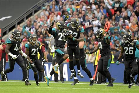 jacksonville jaguars score today 7 observations from the jaguars 44 7 win the ravens