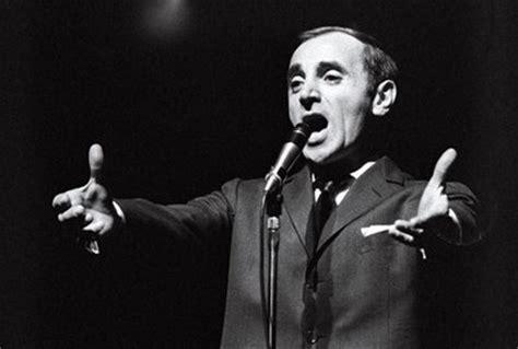 testo aznavour canzoni francesi famose in italia le 5 pi 249 di sempre