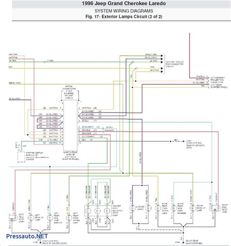 2005 jeep grand radio wiring diagram free