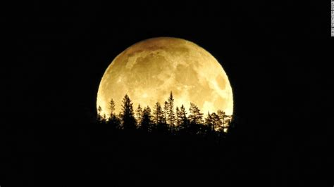 harvest moon harvest moon dazzles worldwide cnn com