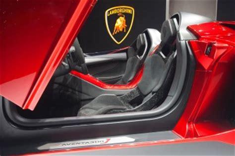 How Many Seats Does A Lamborghini Aventador Lamborghini Aventador J Car Design
