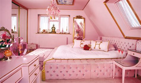 pink rooms eaton house aka barbie s house is a surreal pink