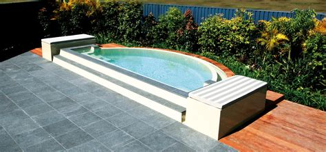 small swimming pools small swimming pools for the limited space backyard