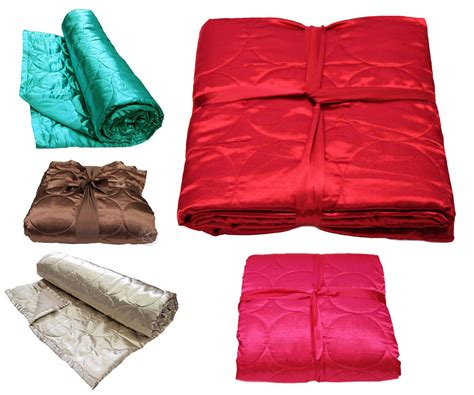 blanket for couch quilted satin throws luxury soft bed sofa bedspread