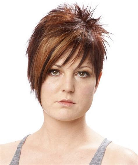70 stupendous short haircuts perfect for round faces