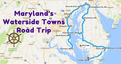 Pdf Eastern Shore Road Trips Adventures by Maryland S Most Picturesque Waterside Towns Road Trip