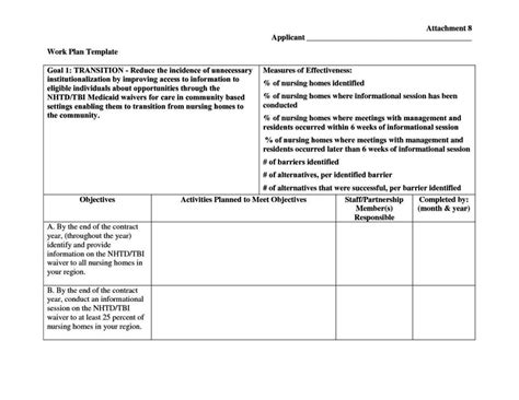 contract transition plan template contract transition plan template gallery template