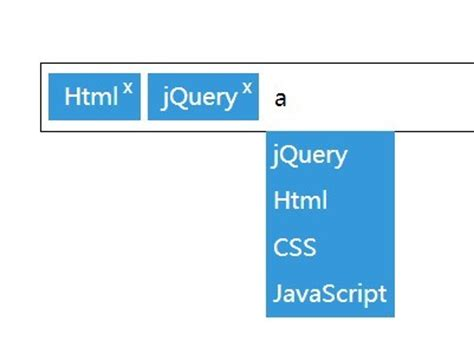 tutorial bootstrap tags input jquery plugin for easy tags input with auto suggestion